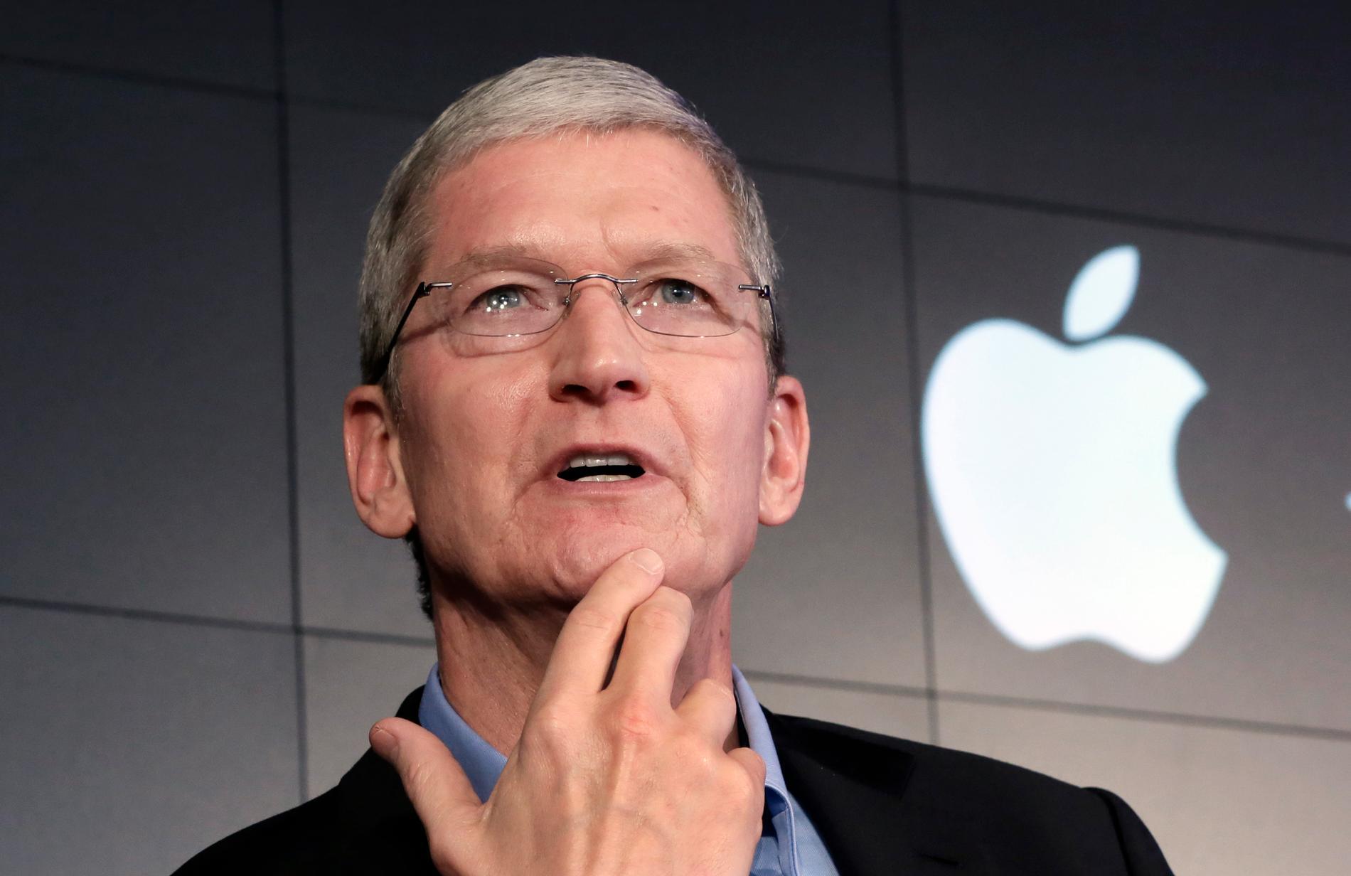 Apple förväntas presentera Iphone 7 i september.