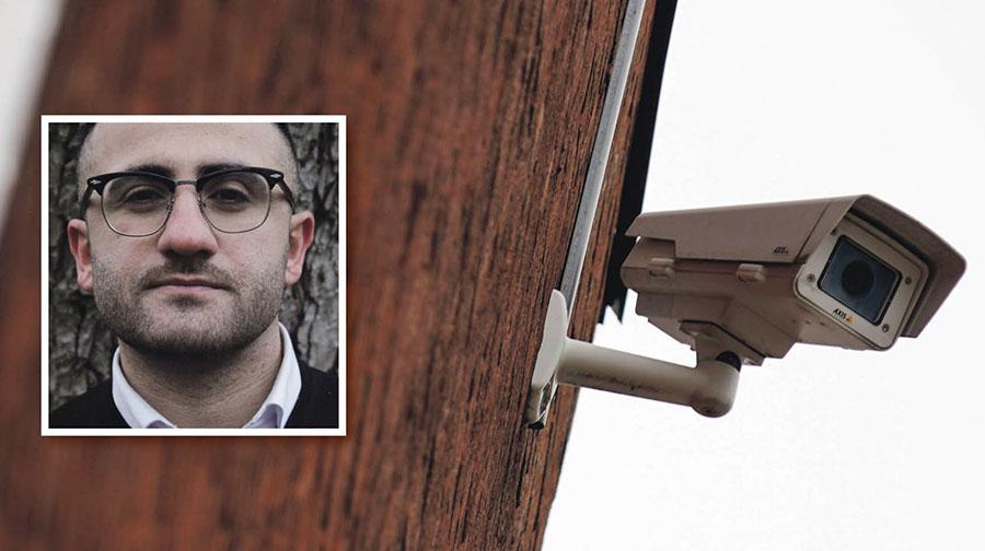 Att polisen hävdar att brott minskat, när brottsligheten bara flyttat runt hörnet, är inte skäl för fler ineffektiva insatser som kameraövervakning, skriver Rami Al-khamisi.