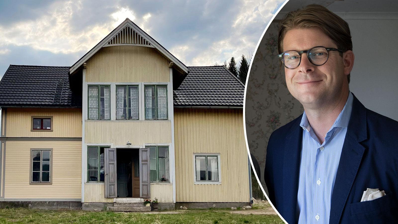 """SVT-profilen tillbaka med """"Det sitter i väggarna"""" efter nedläggningshotet"""