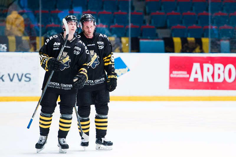 Emil Lundbergs och Conny Strömbergs AIK lever vidare.