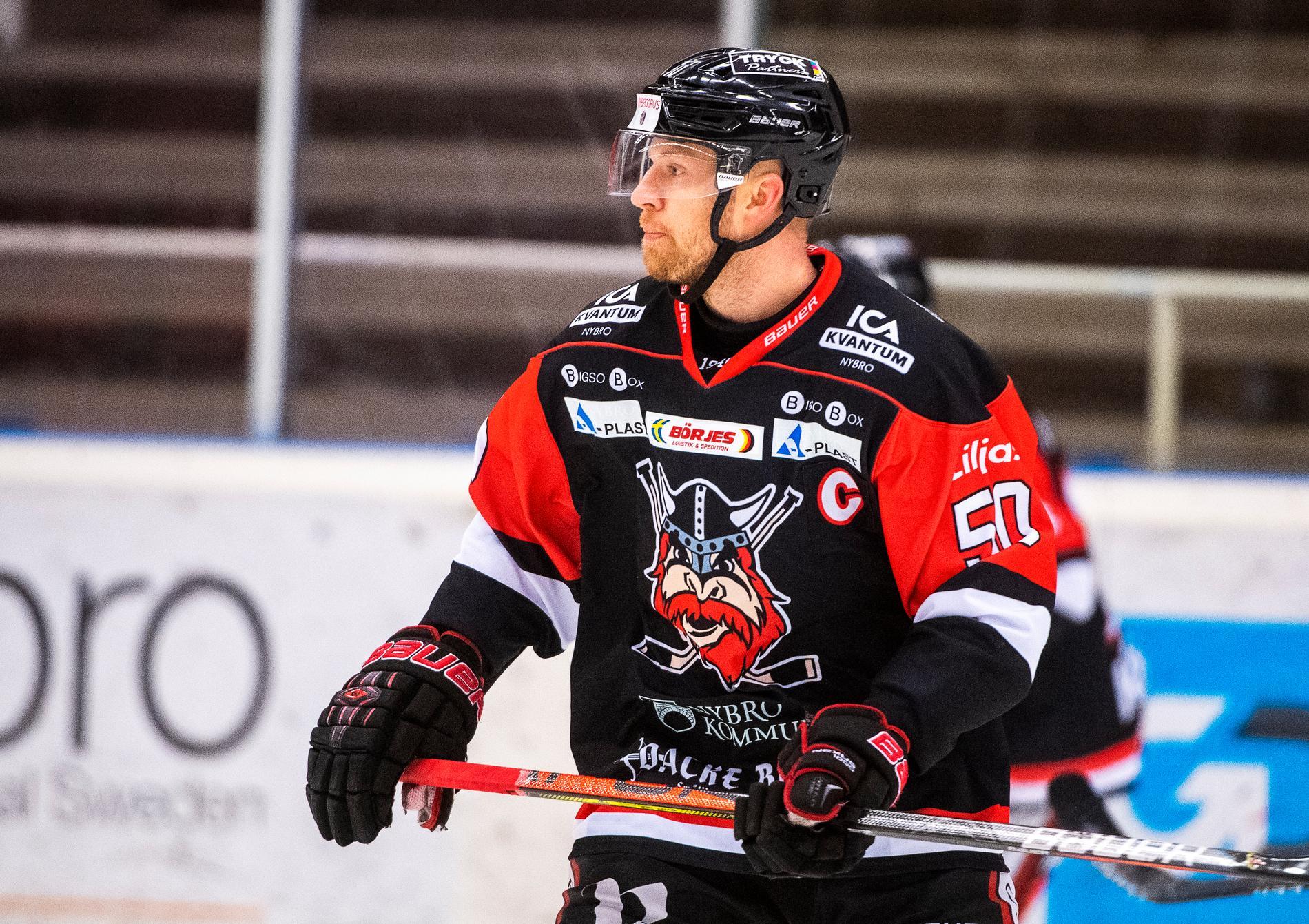 Erik Lindström.