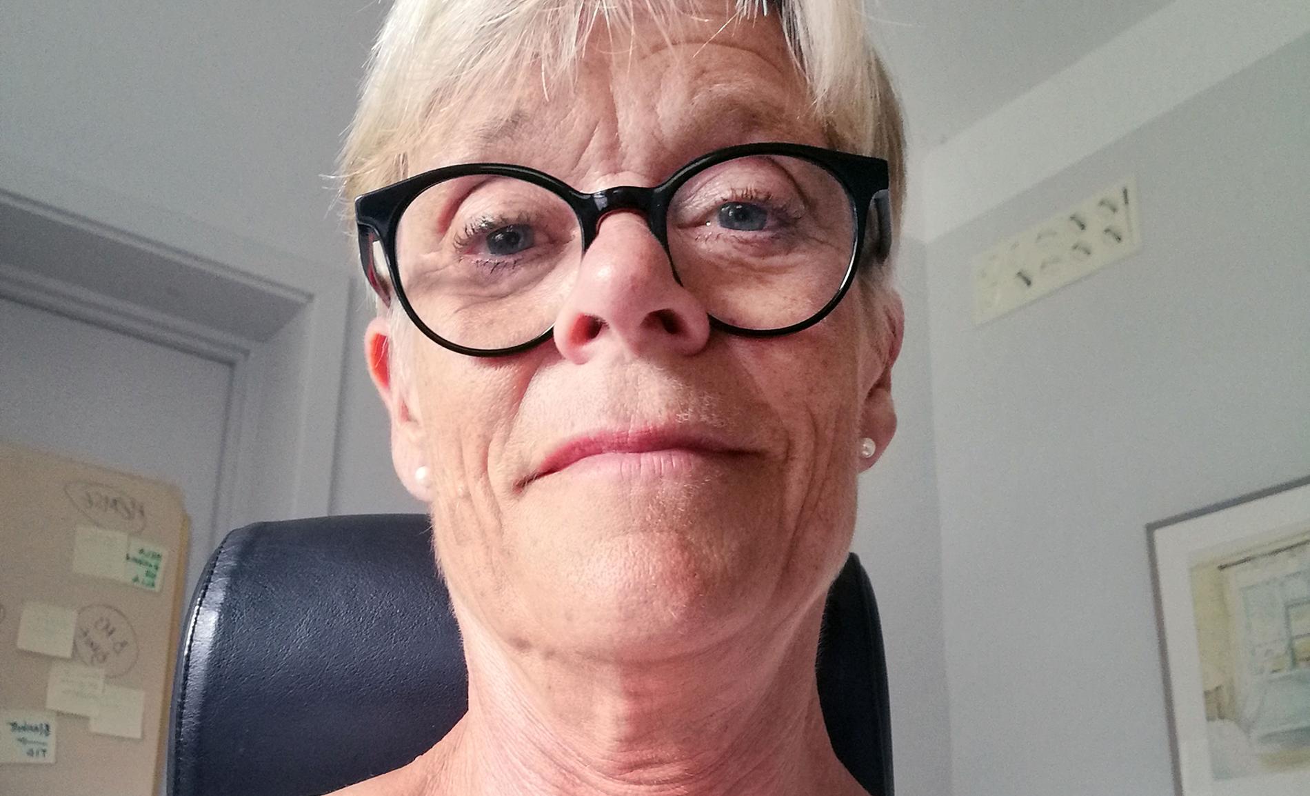 Mari Bergström.