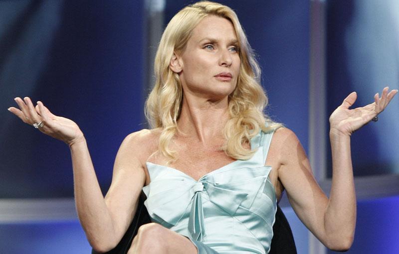 """Nicollette Sheridans presstalesman bekräftar att skådespelerskan lämnar """"Desperate housewives""""."""