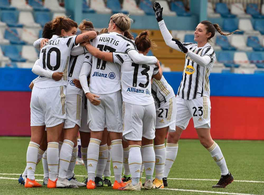 Lina Hurtigs Juventus ses snart på Nents kanaler.