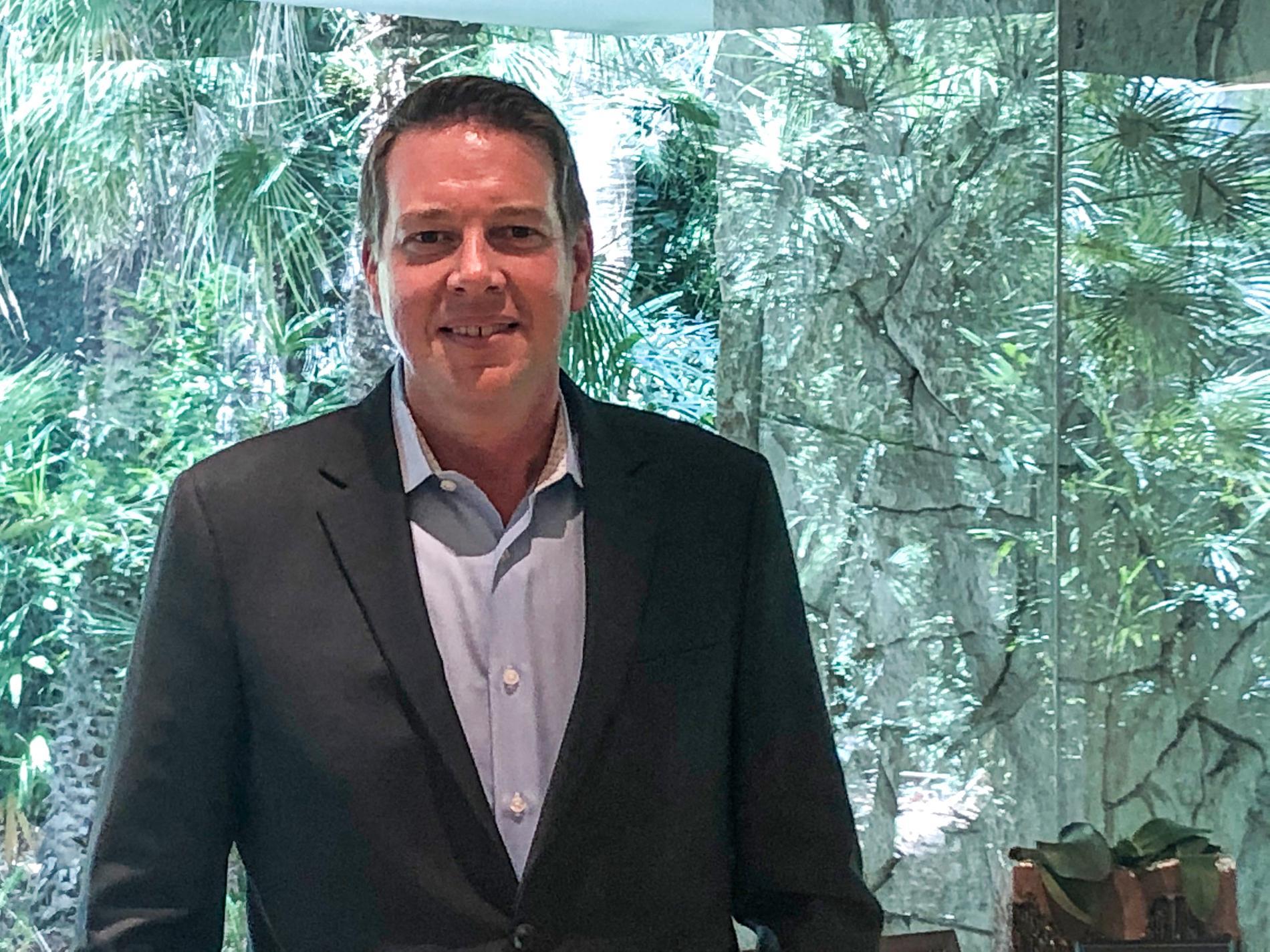 Sörlänningen Niklas Rytterström är president och operativ chef på klassiska The Mirage i Las Vegas.