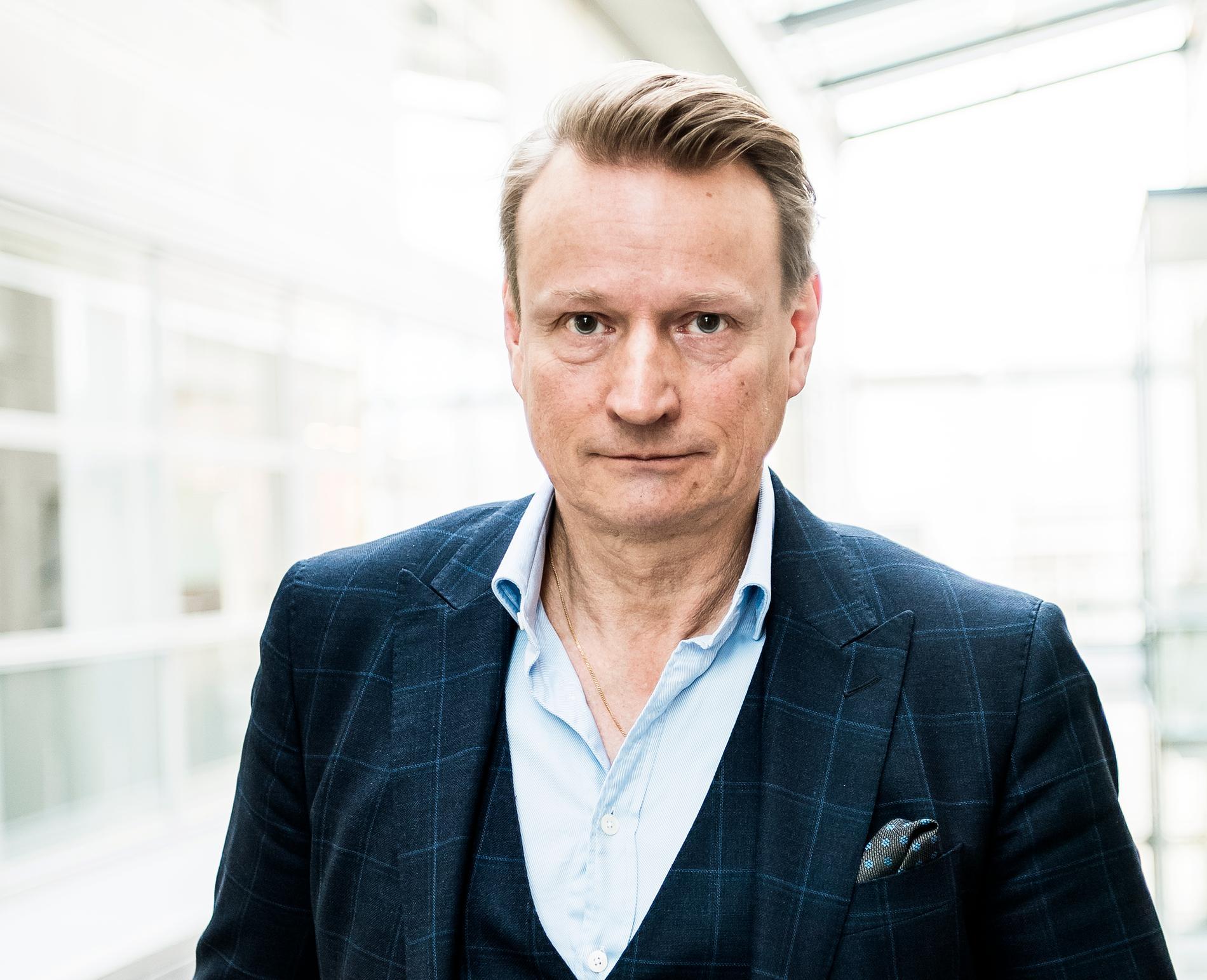 Matti Sällberg.