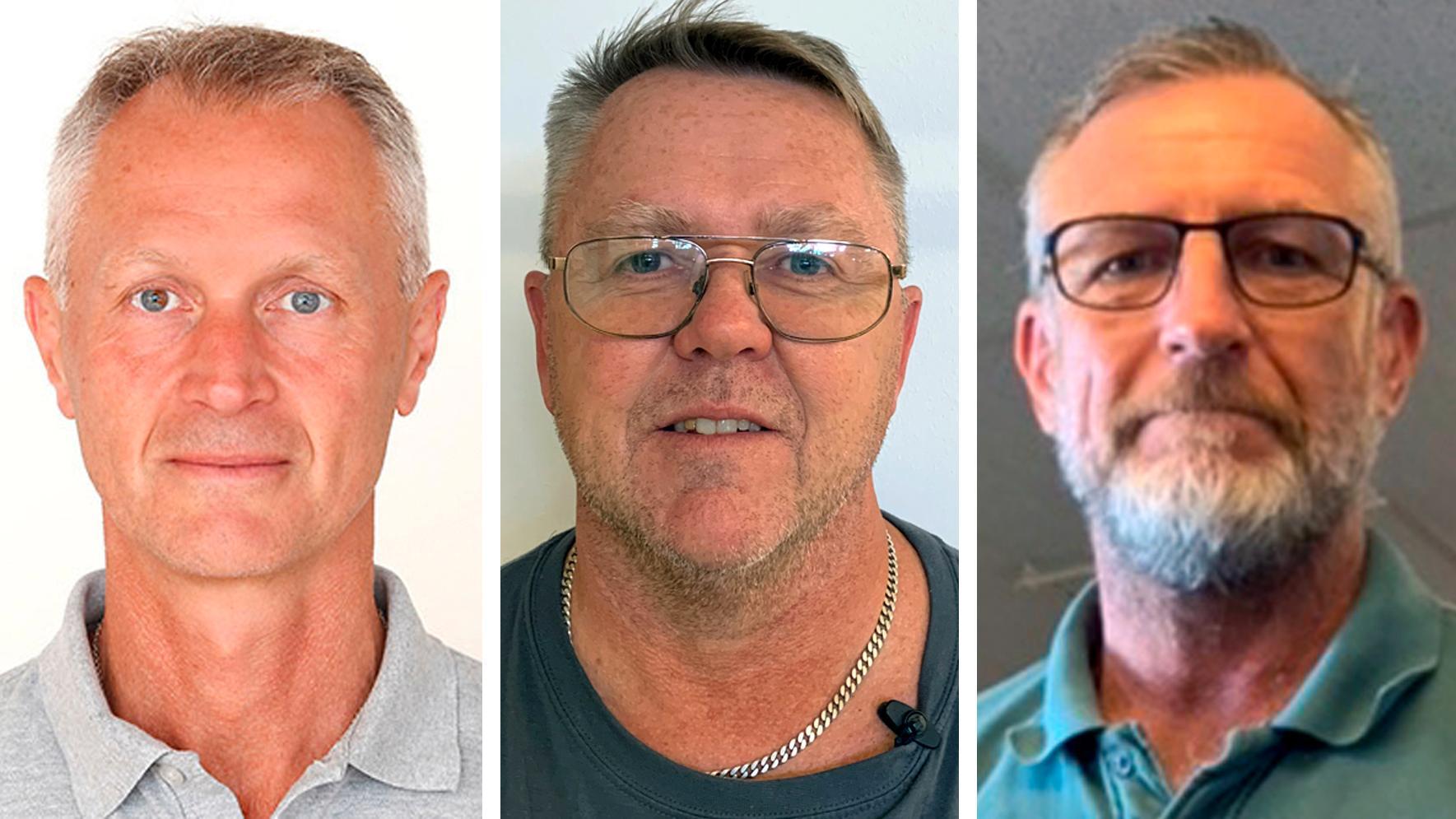 """Arbetskamraterna Stefan Nylander, Jan Harrysson och  Thomas Järnholt hade alla nyligen gått kurs i HLR och visste precis hur de skulle göra. """"Vi gjorde allt enligt instruktionsboken och försökte få kontakt. Men det hände ingenting. Pulsen var borta. Men till slut dök äntligen den första ambulansen upp"""", berättar Thomas."""