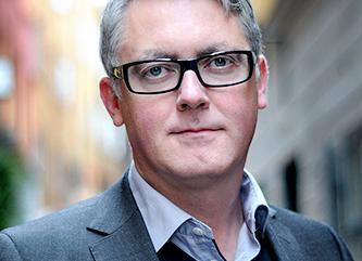 Robert Hårdh, chef för Civil Rights Defenders.