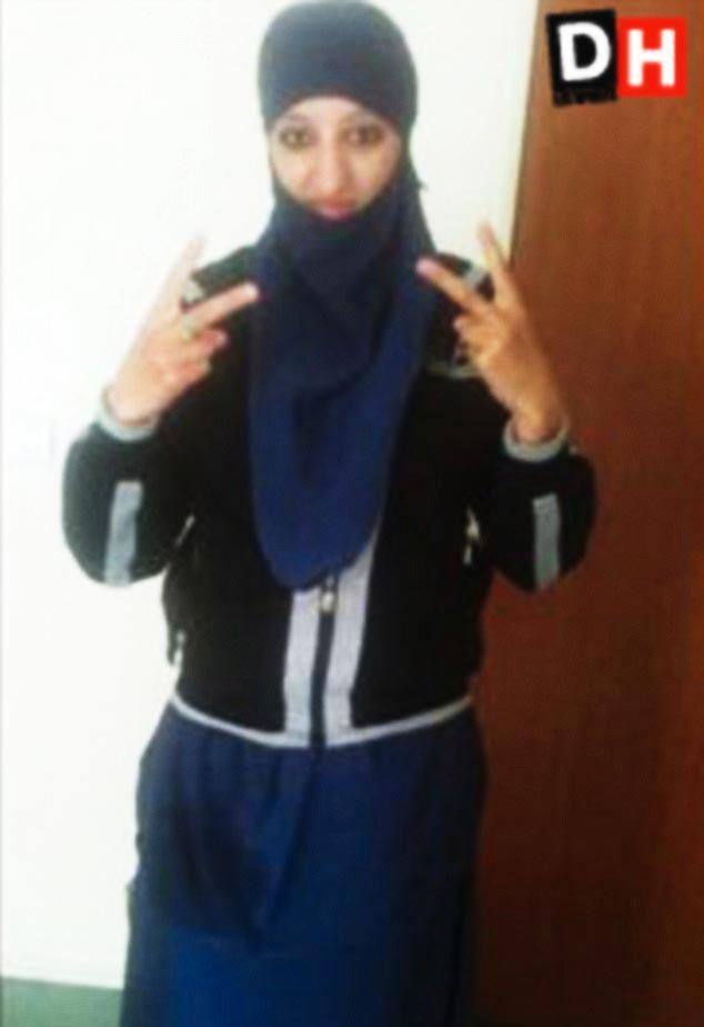 Hasna Aitboulahcen.