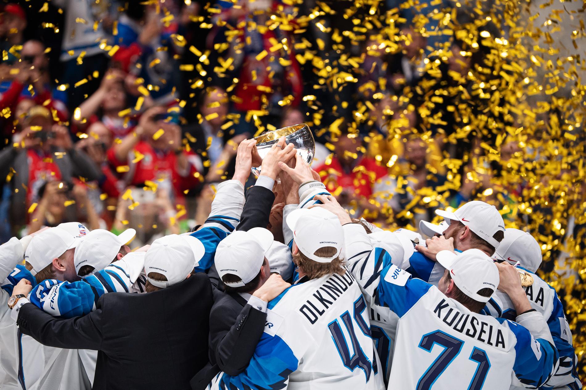 Kan Finland försvara sitt guld?