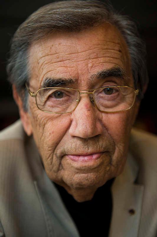 Emerich Roth satt i fem olika koncentrationsläger under andra världskriget.