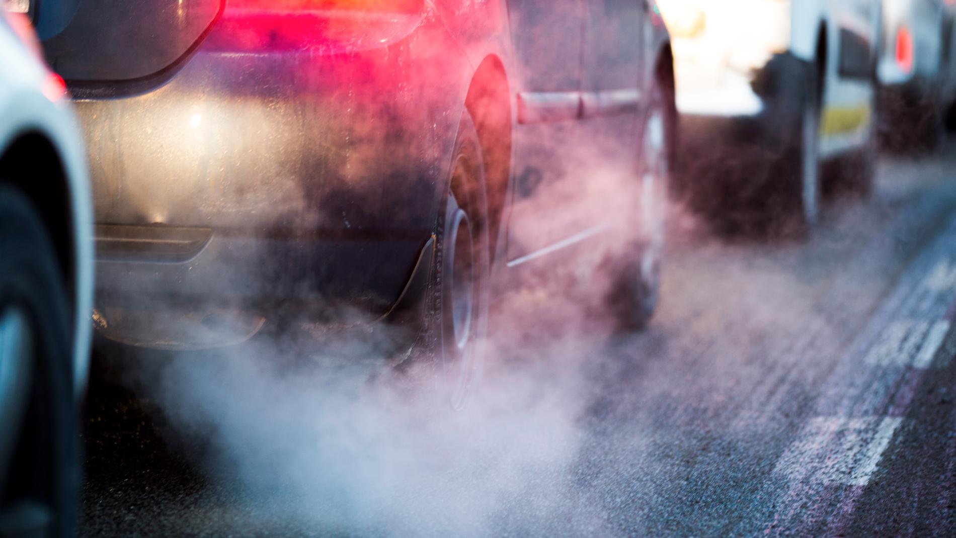 3,4 miljoner människor dör, enligt studien, av luftföroreningar varje år. Arkivbild.
