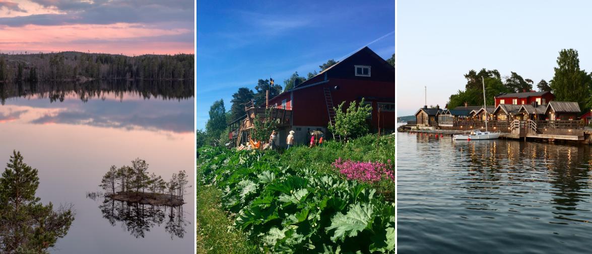 Runt om Stockholm finns det en del att göra.