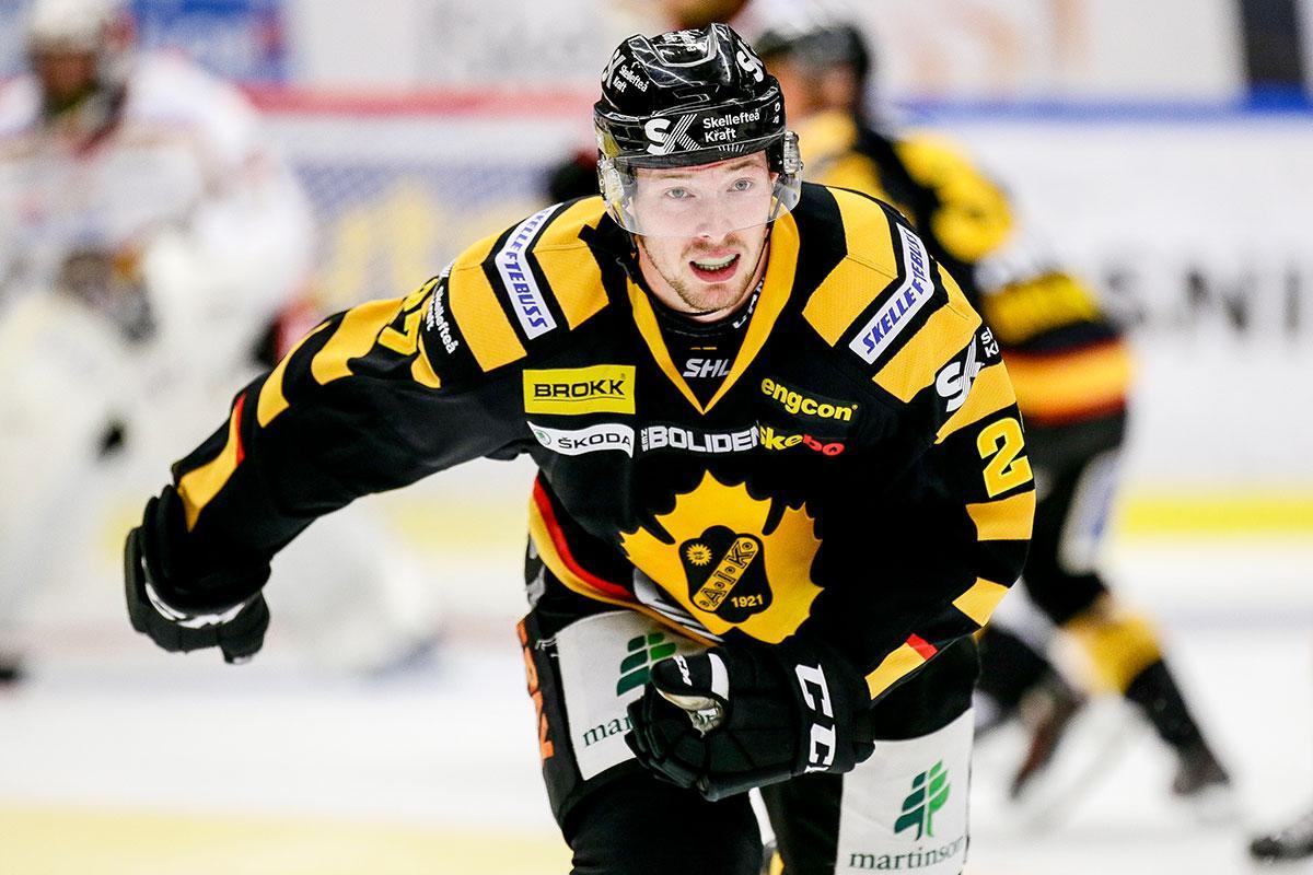 Martin Lundberg, Skellefteå.