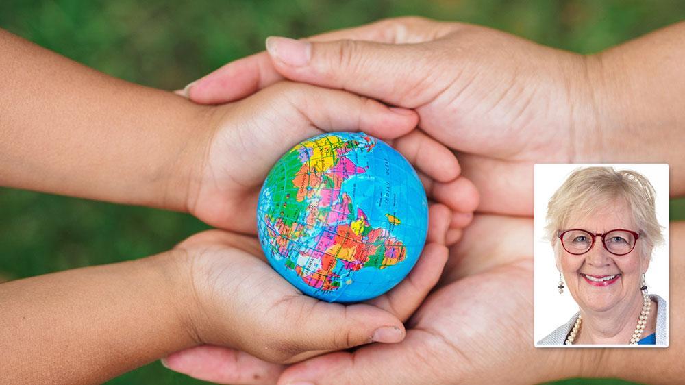Trots utvecklingen fortsätter människan att leva som vanligt. Något som är omöjligt om vi vill ha en jord som kan försörja människor och natur i slutet av århundrandet, skriver Kristin Vala Ragnarsdottir, professor i hållbarhetsvetenskap.
