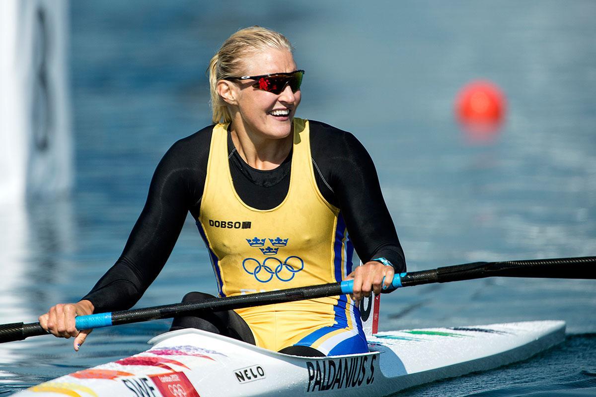 Paldanius är OS-veteran.