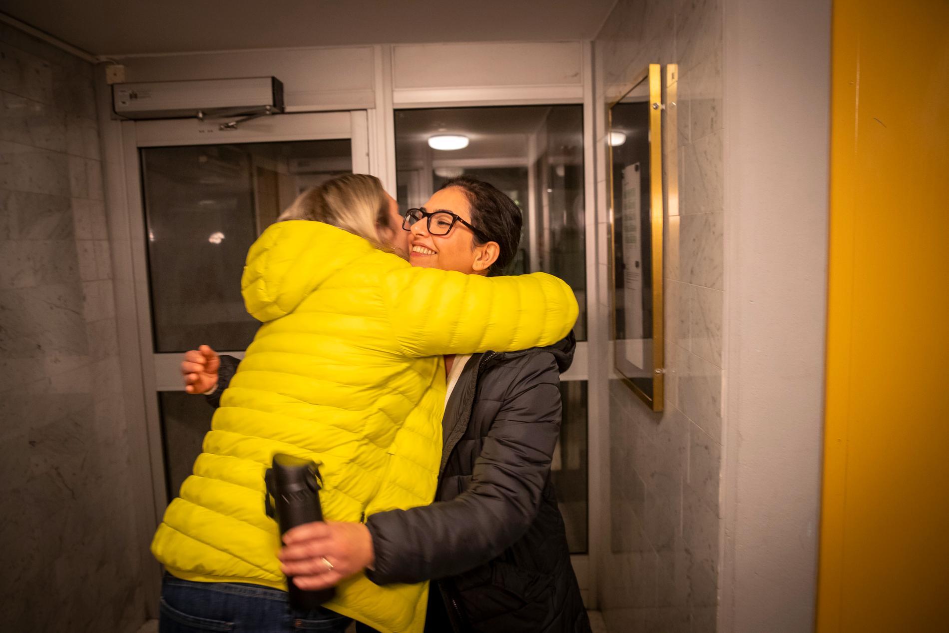 Natalia Miechowicz kramar om Tova Eken.