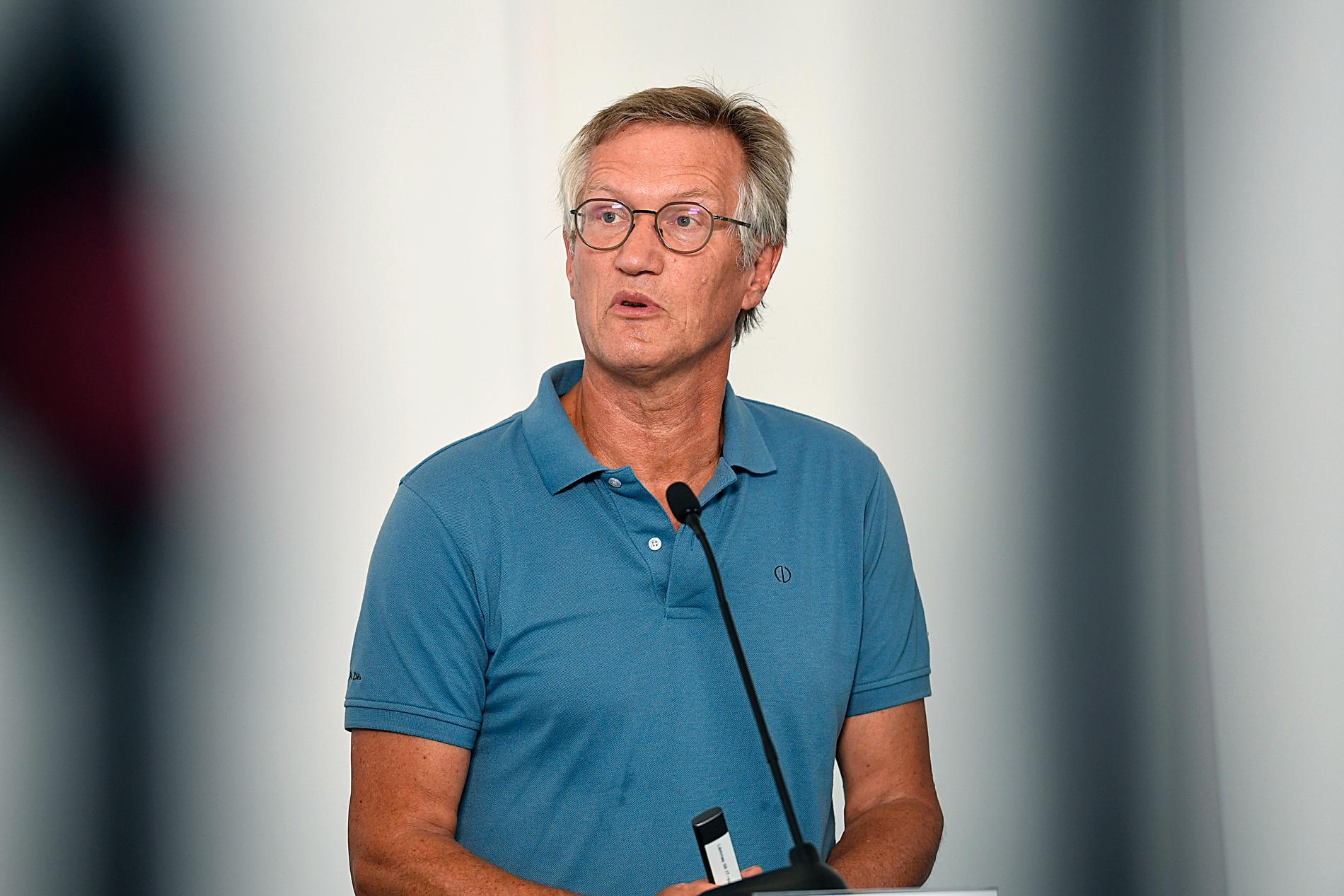 Anders Tegnell och Folkhälsomyndigheten behöver ta den nya deltavarianten av covid-19 på allvar.