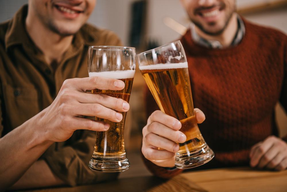 Öl blir godare med rätt glas.
