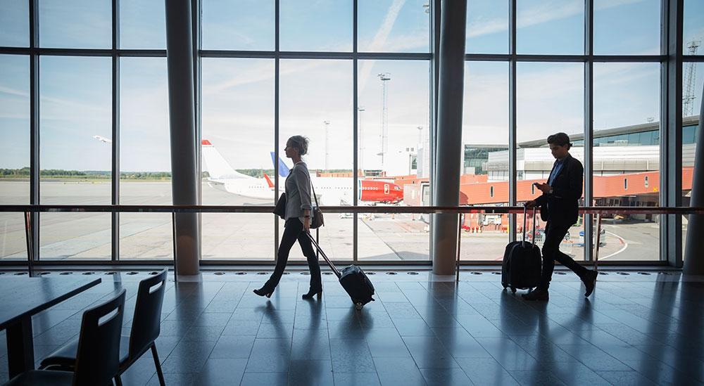 Flygbolagens regler kring handbagage skiljer sig åt.