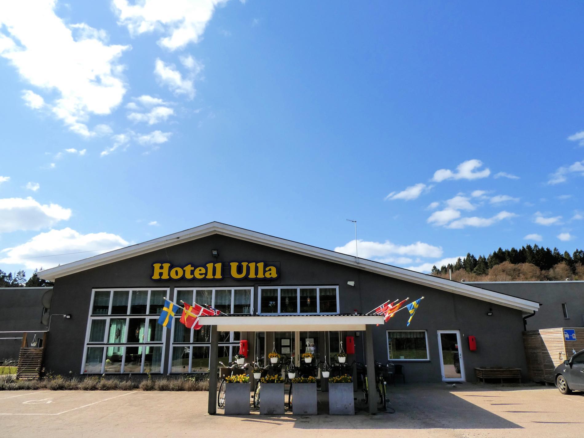Hotell Ulla.