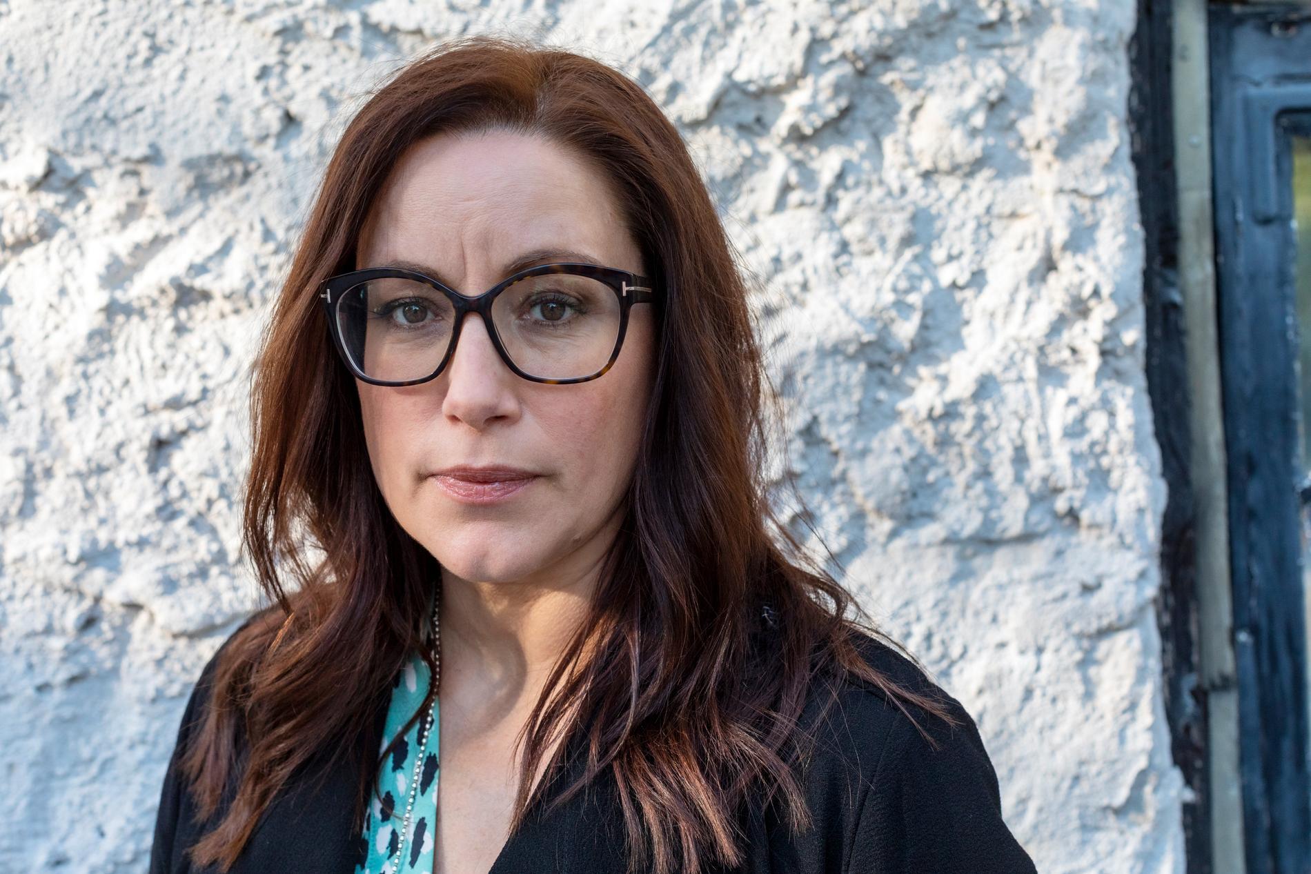 Lisa Nilsson är en av sju konstnärer och artister som tilldelats Stockholms stads kulturpris 2021. Arkivbild.