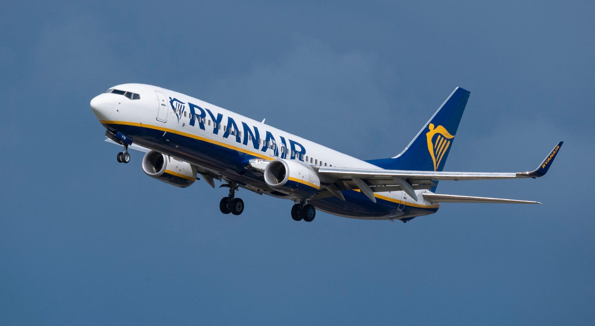 Ryanair kommer inte längre att flyga från Skavsta flygplats.