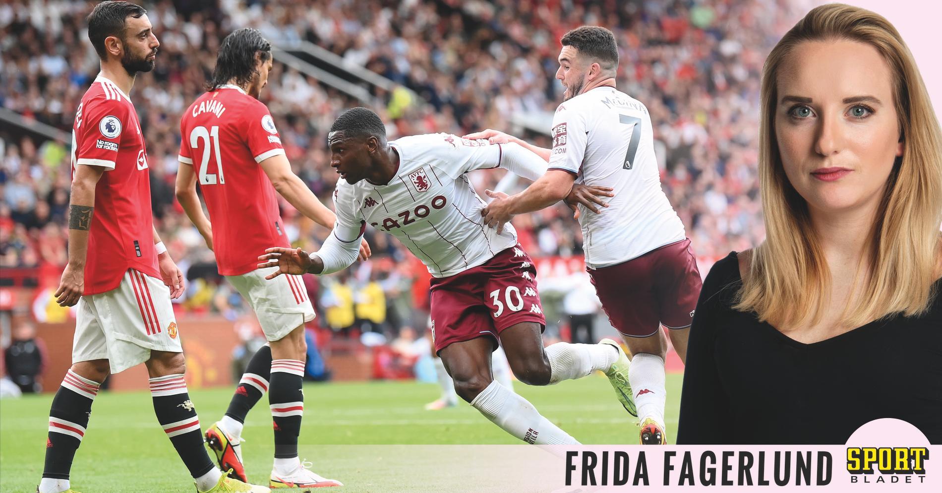Fagerlund: Ett steg fram, två steg bak för United