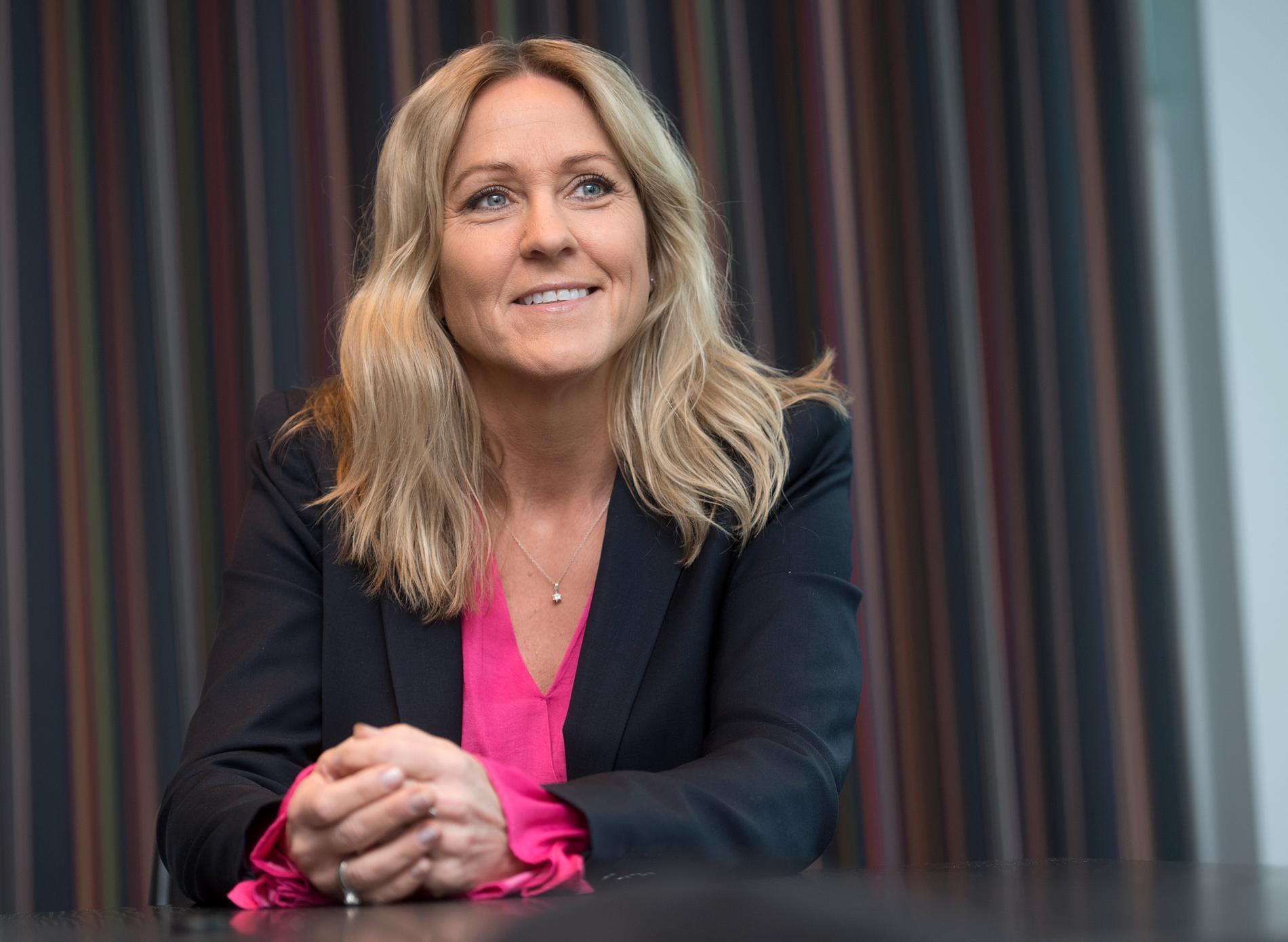 """""""Börsen hatar osäkerhet"""", säger Christina Söderberg om coronaviruset."""
