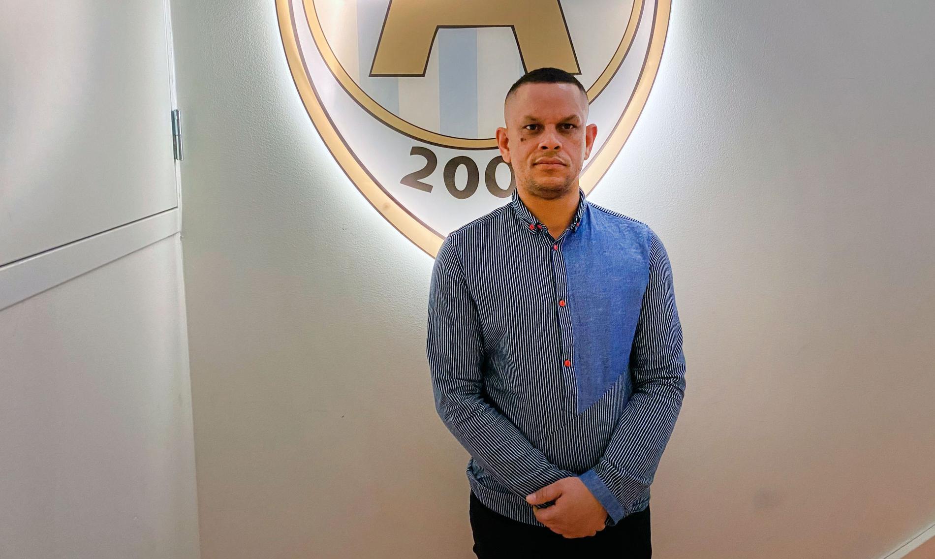 AFC Eskilstunas nye sportchef Tore Eliasson