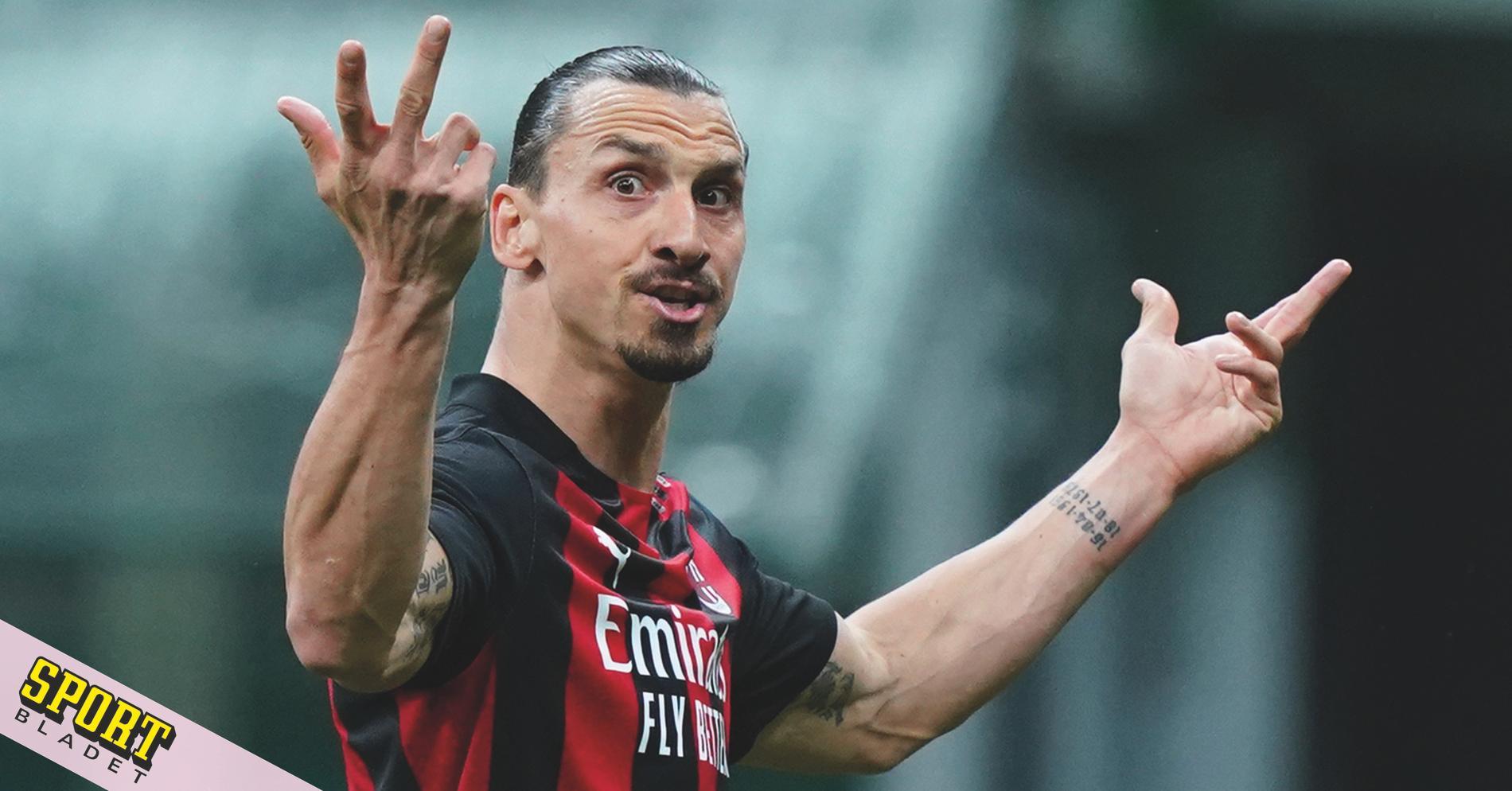 """Zlatan Ibrahimovic sågar superligan: """"Ingen frågade spelarna"""""""