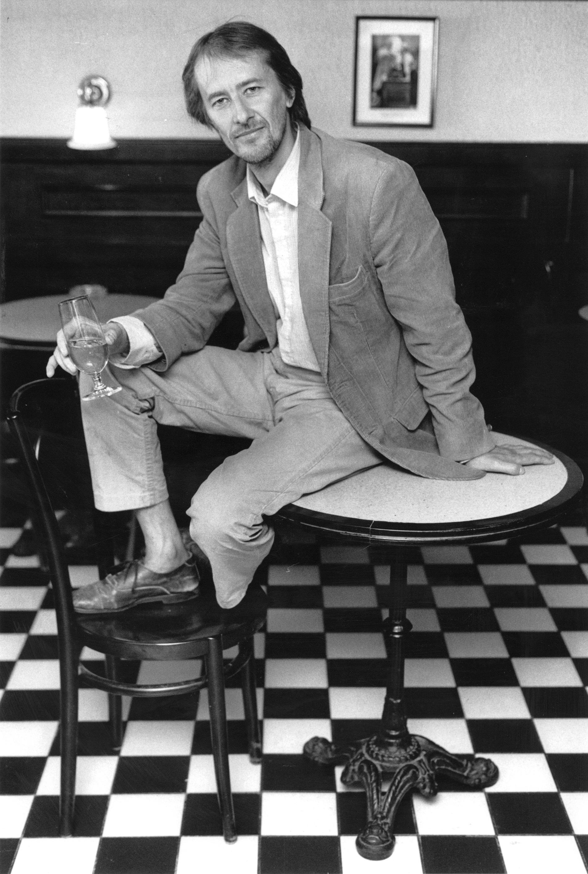 Kjell Höglund 1989