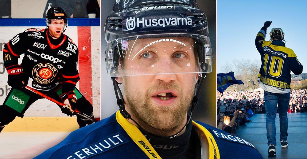 """Thörnberg kan återvända till HV71: """"Vore kul"""""""