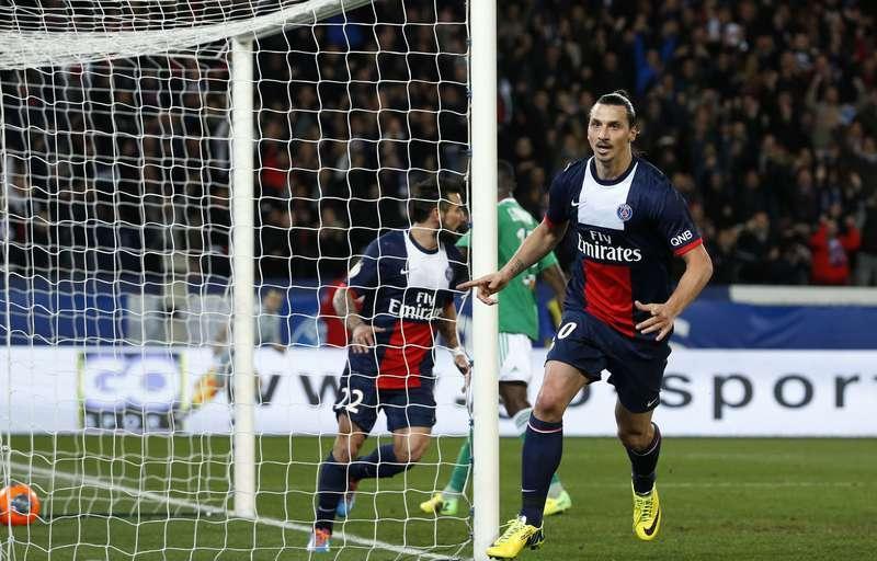 Zlatan-effekt? Efter Ibrahimovics skada har PSG förlorat två raka matcher.