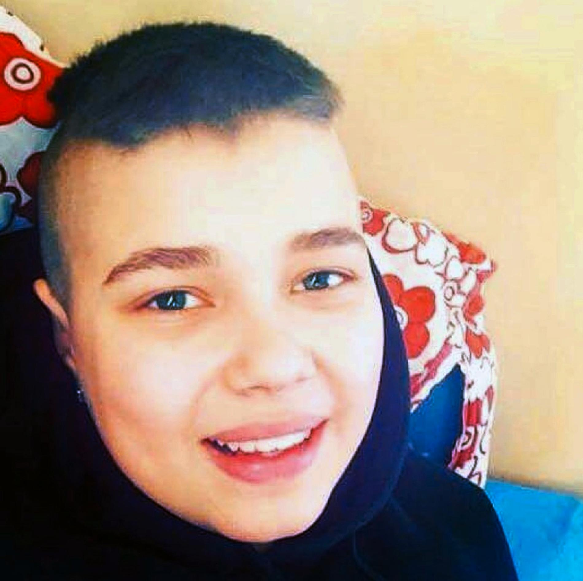 Robin Sinisalo, 15, räddade livet på sin bror, men sköts själv ihjäl av en okänd gärningsman.