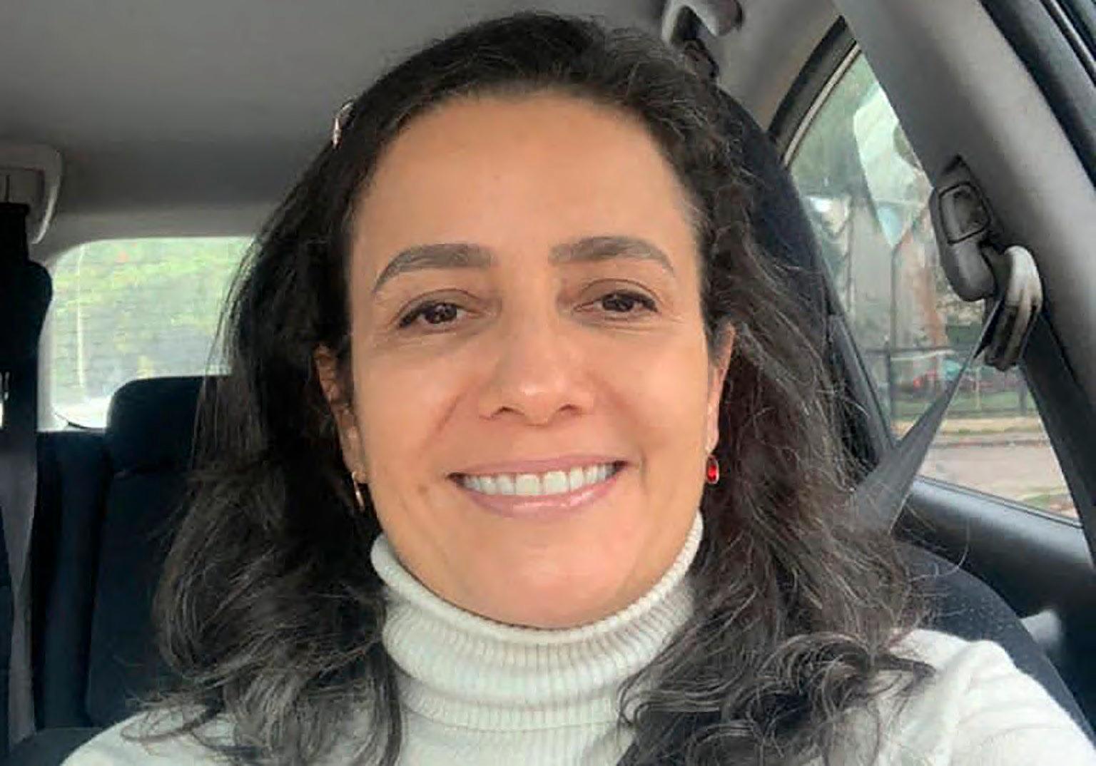 Adriana Graca, kvinnoläkare i Rio de Janeiro.