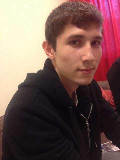Laziz Sharifov.