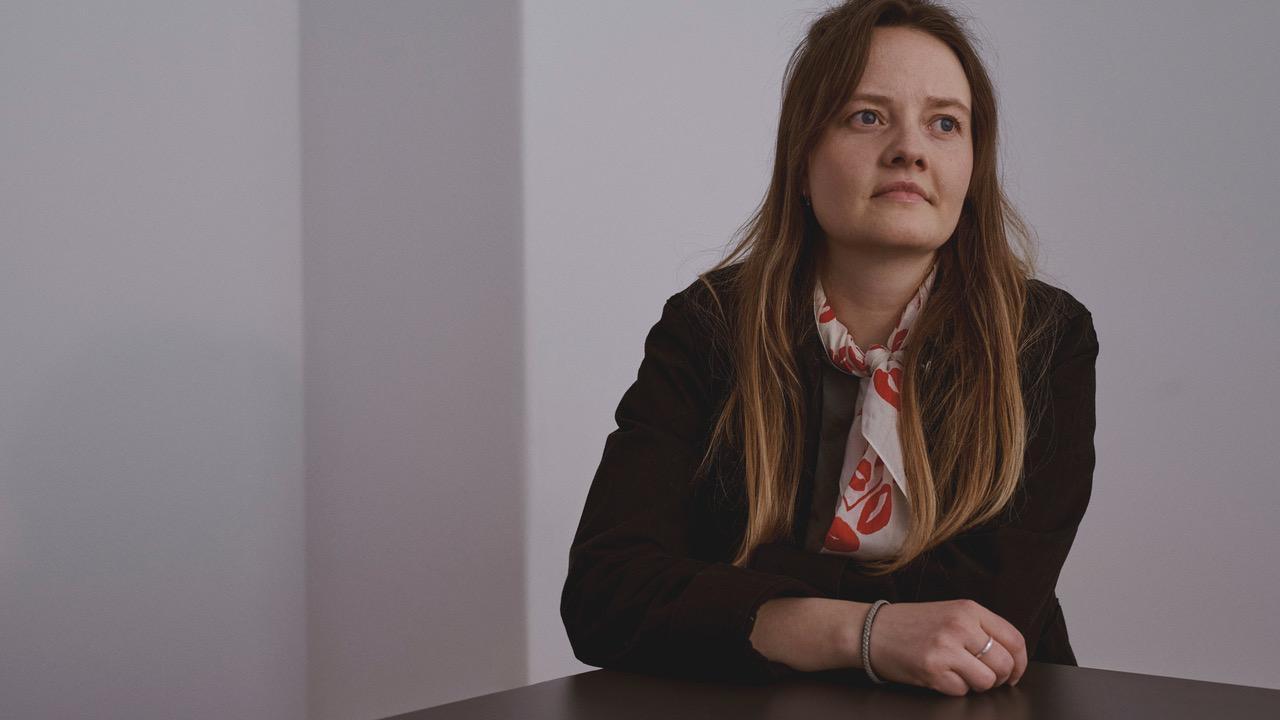 """Ellen Sundberg har gjort en scenföreställning av utmärkta nya albumet """"Ett bloss förBodil Malmsten"""" som hon tar ut på turné i september."""