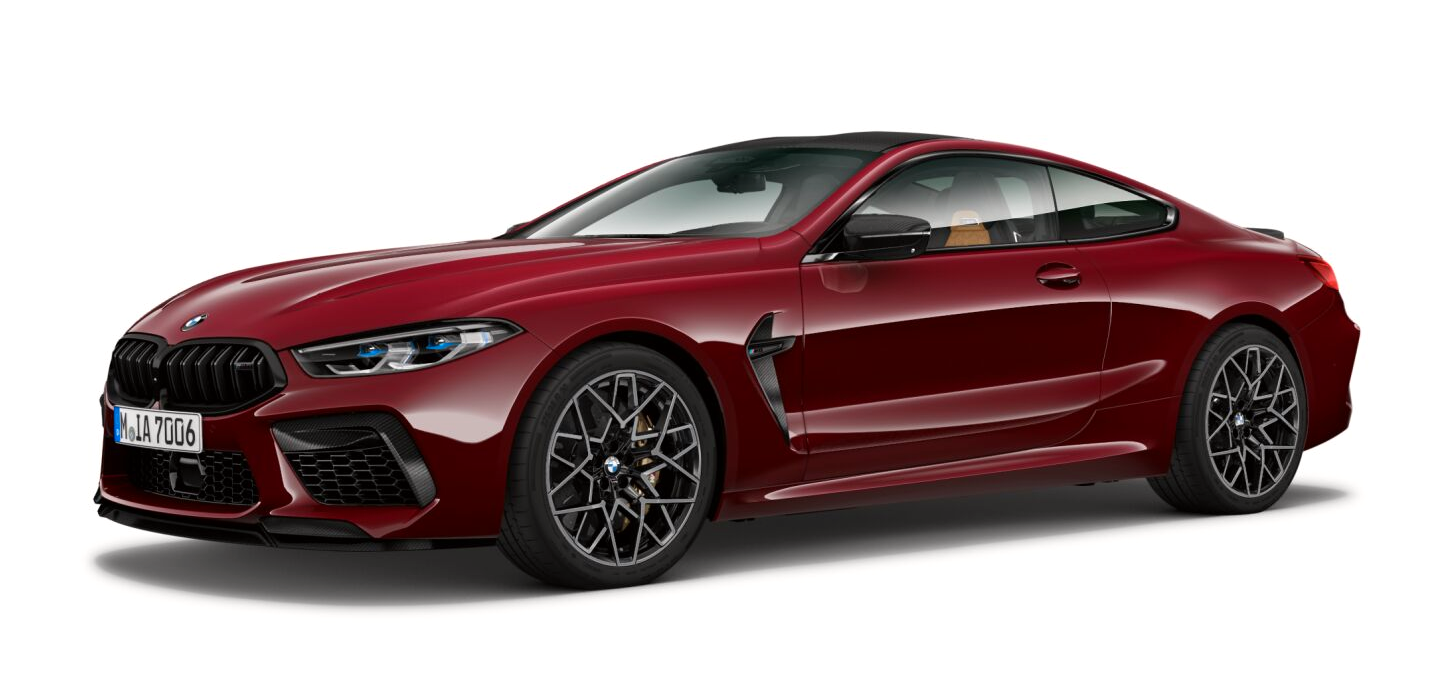 BMW M8 Competition.