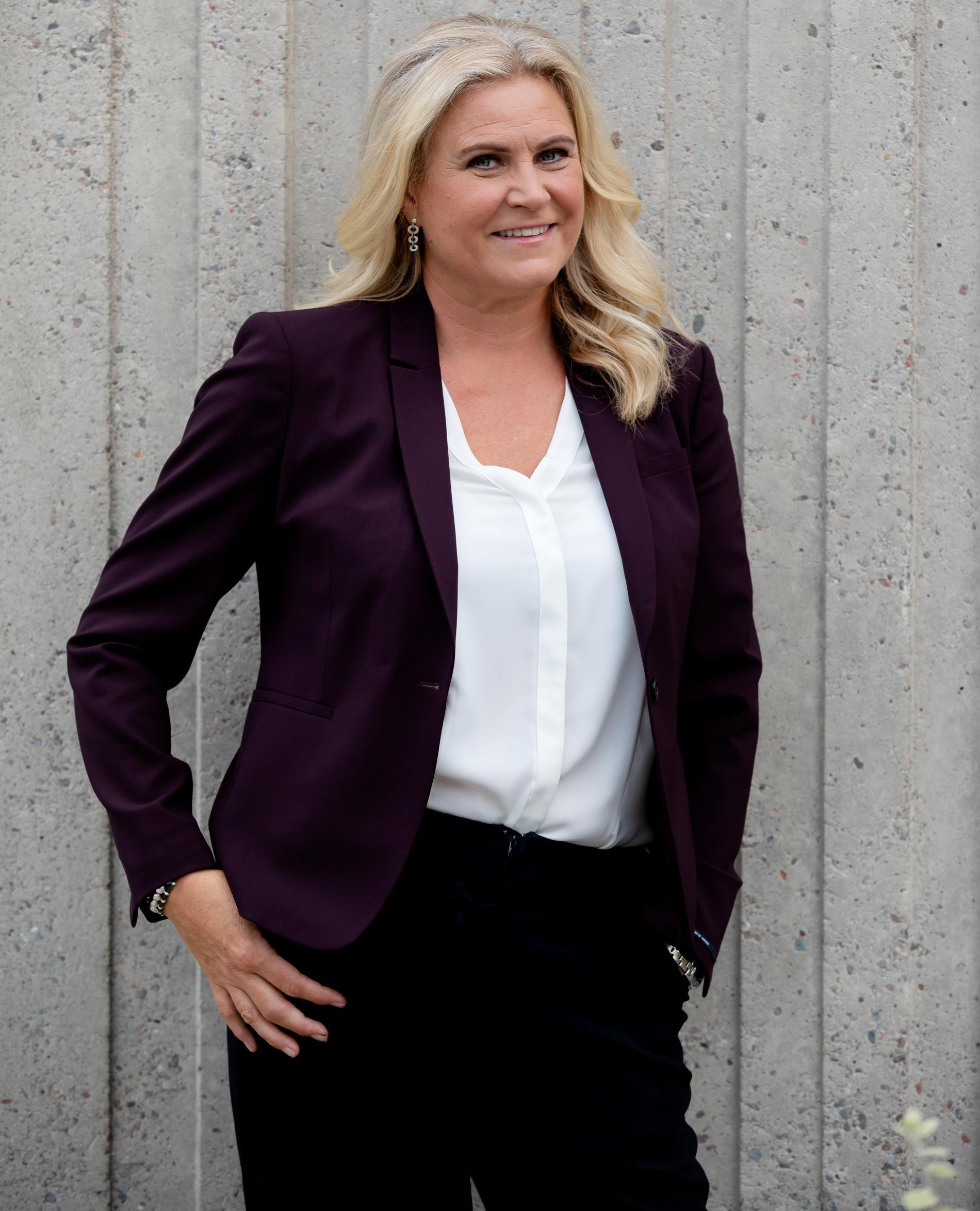 Camilla Kvartoft 2018, innan kostomläggningen.
