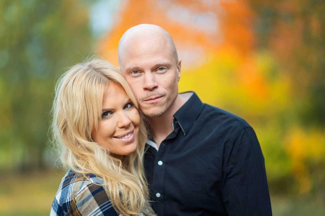Maxine Nordlindh och Emil Nygren.