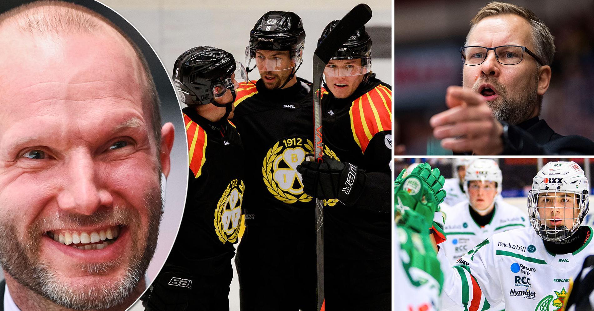 """Nils Ekman tokhyllar Brynäs nya tränare: """"Kunnigare än alla andra"""""""