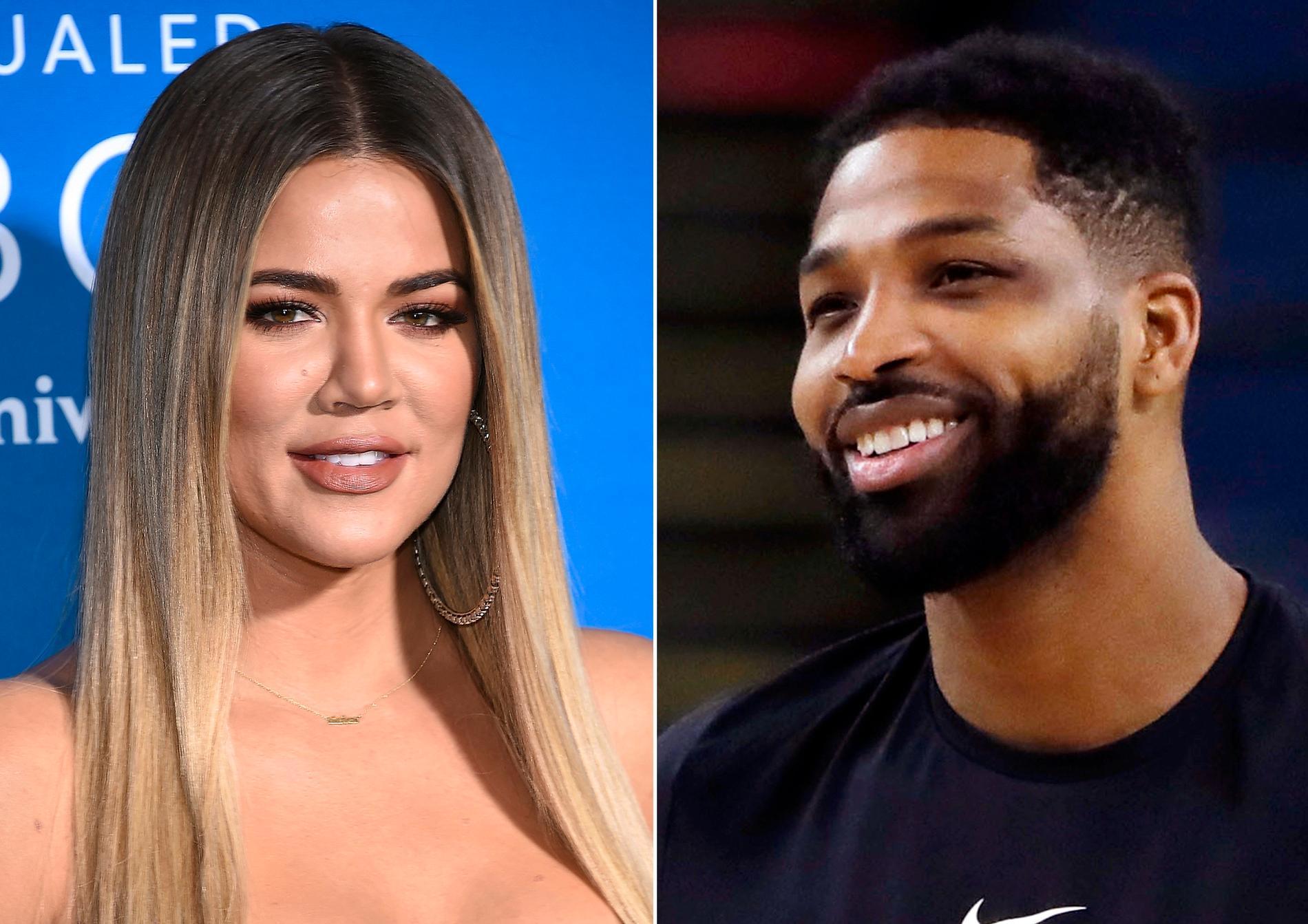 Khloé Kardashian och Tristan Thompson har gjort slut.
