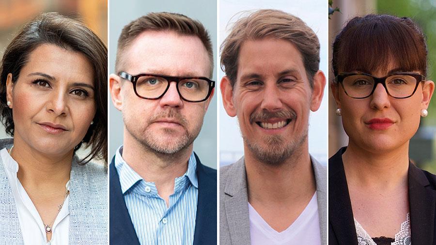 Nu drar Malmö Pride igång. Coronakrisen gör att sättet vi visar vår kamp förändras något – men vi ger aldrig upp striden. I Malmö, i EU-parlamentet och i riksdagen, skriver Abir Al-Sahlani, Fredrick Federley, Niels Paarup-Petersen och Charlotte Bossen.