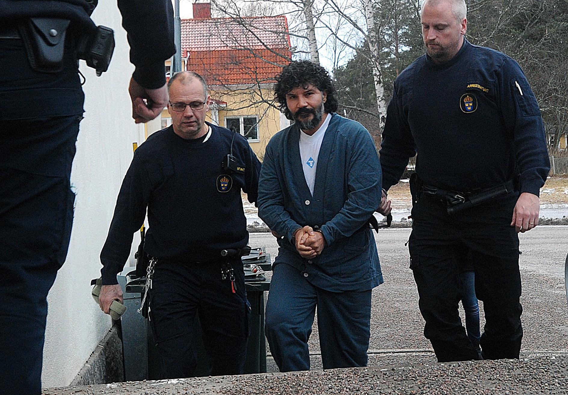 Kim Sahindal döms till livstid för mord