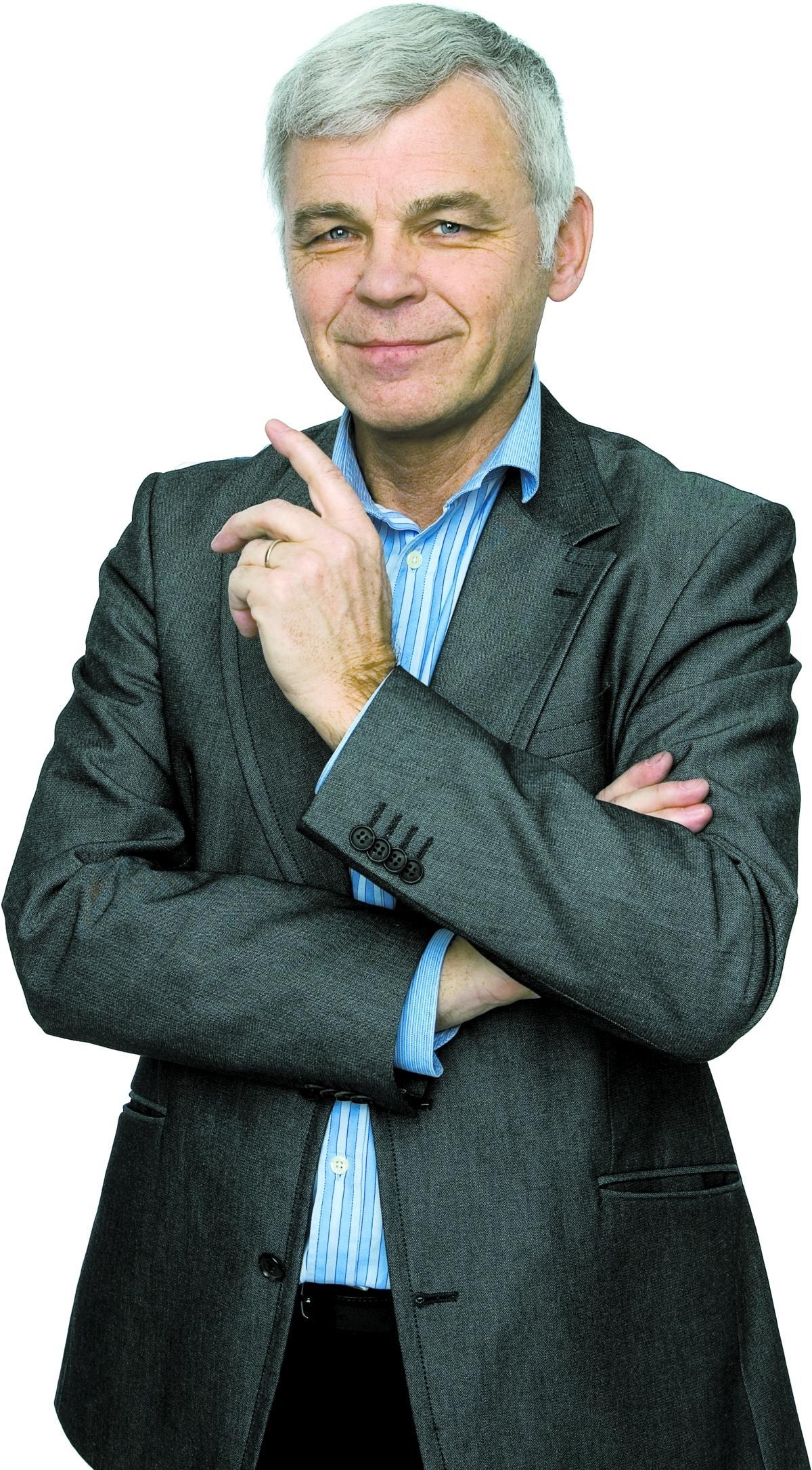 Anders Andersson är chefredaktör för Driva Eget, www.driva-eget.se