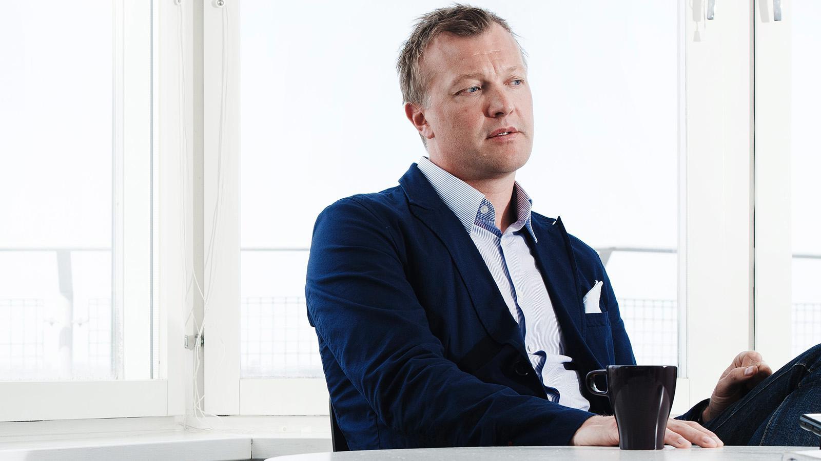 Magnus Hedman.