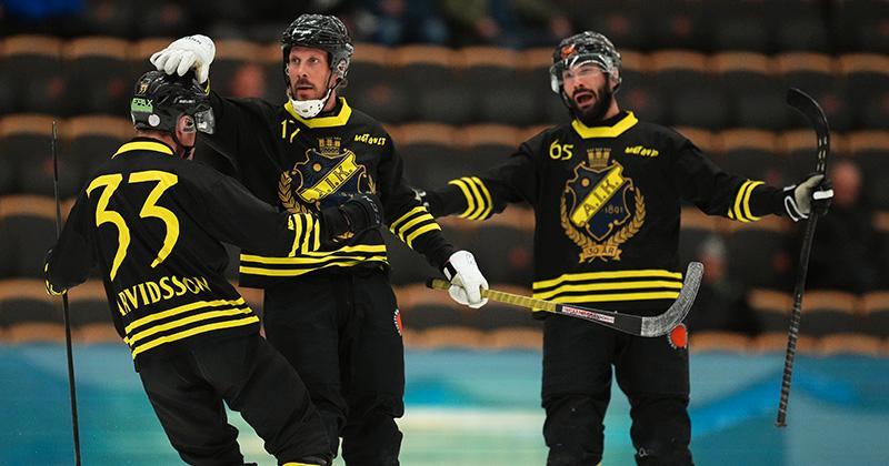 Semifinalklart i Svenska cupen i bandy