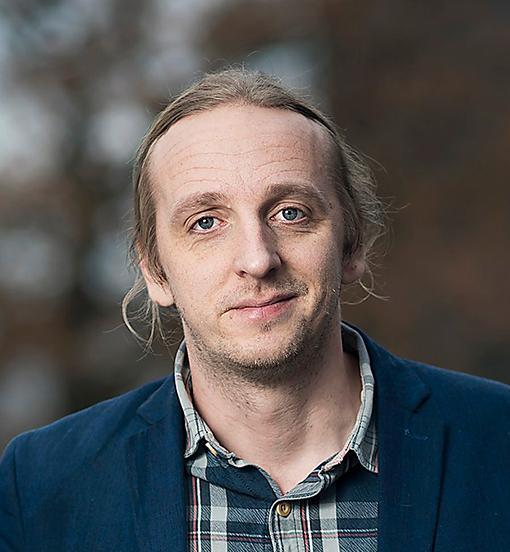 """Martin Schibbyes aktuella pjäs """"Kality"""" handlar om journalister som dömts för terrorbrott."""