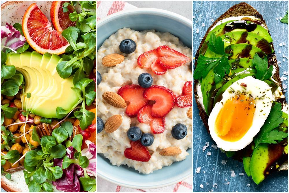 Nyttig frukost ger en bra start på dagen.